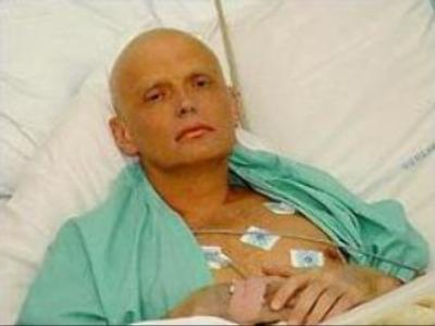 'My husband was a British paid agent' – Litvinenko widow