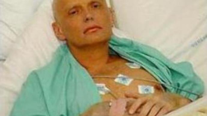 Alexandr Litvinenko dies in the hospital
