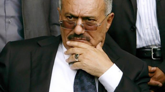 Our unrest is a part of the plot against Middle East - Yemeni President