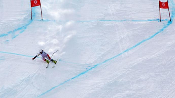 Alpine European Cup training in full swing in Sochi