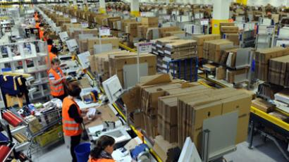 'Pay fair share': Over 100,000 Britons sign Amazon tax petition