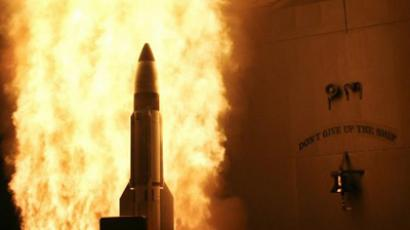 US missile shield branches into Asia, Middle East