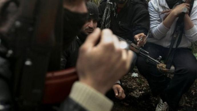 American сannibalism in Syria (Op-Ed)