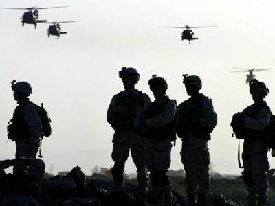 American satori: Afghan war should be over