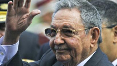 Dissident free at last: Sanchez leaves Cuba