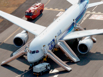 FAA grounds Boeing 787 Dreamliners
