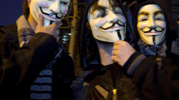 'Remember, Remember': Anonymous marks November 5 with hacks, protests