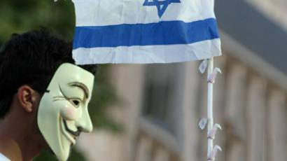 Anonymous launches massive cyber assault on Israel