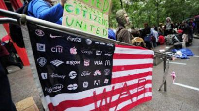 Wall Street protest achievements 'fascinating'