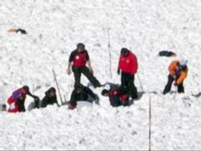Another victim of avalanche found in Elbrus region