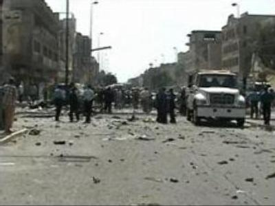 Another wave of bombings in Baghdad
