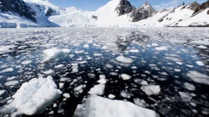 Antarctic started melting before global warming hysteria, study says