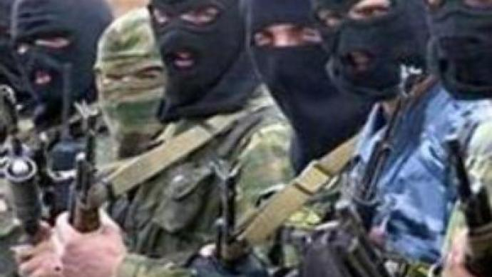 Anti-terrorist operation in the South of Russia