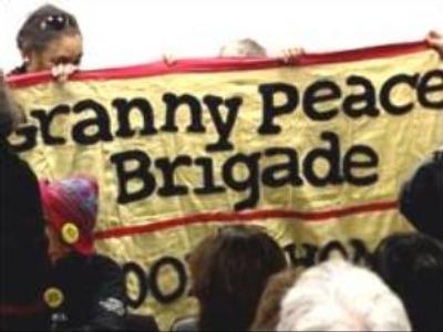Anti-war ideas spread in the U.S.