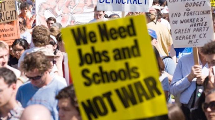 Demilitarizing entire American economy our last hope – activist