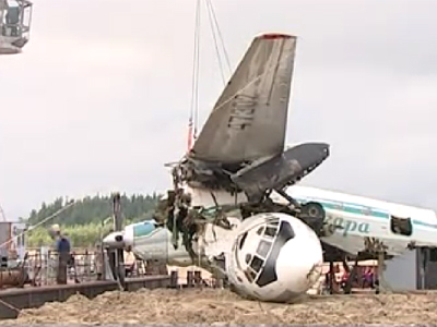 Cargo plane disappears in Russia's Far East