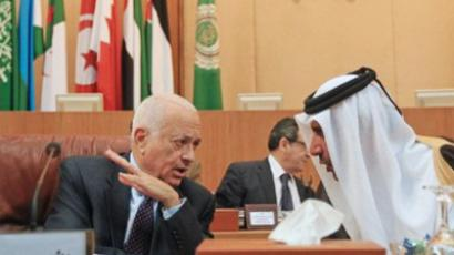Arab League demands Assad delegate power, set up unity government