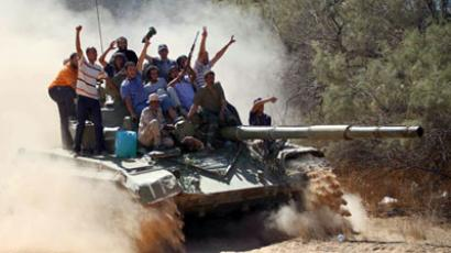 Arabs awakening - so is Al-Qaeda