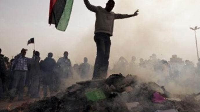Far-reaching effects of Arab world unrest