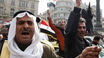Violence rages in Yemen as America focuses on Libya