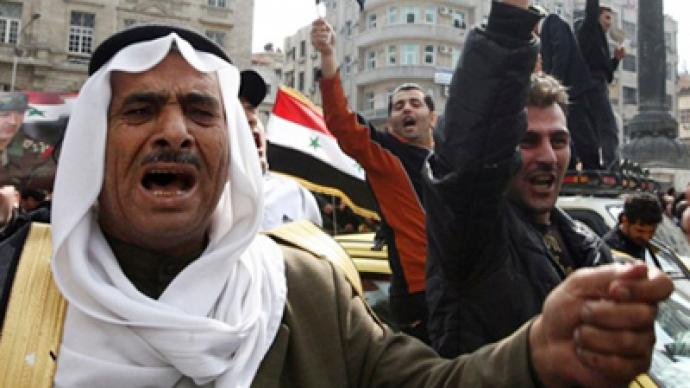 Unrest and violence keep shaking the Arab world
