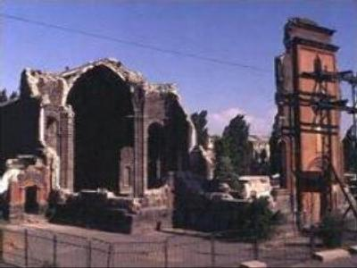 Armenia commemorates victims of the 1988 earthquake