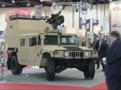 Arms Expo opens in Abu Dhabi
