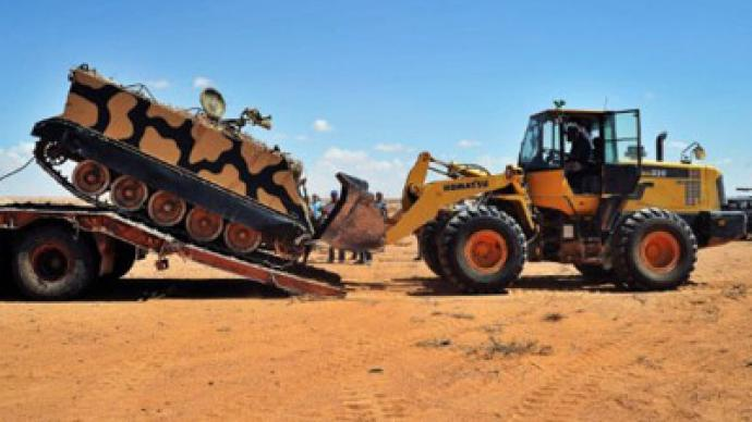 $4 bln down the drain: Libyan rebels won't buy Russian arms