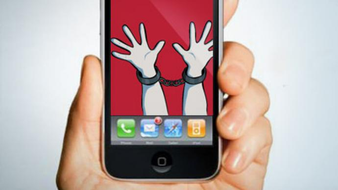 'I'm Getting Arrested' phone app created for OWS