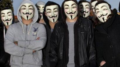 Anonymous take down anti-virus giant and Vatican, warn of 'March storm'
