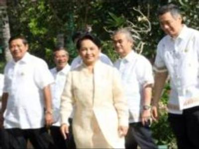 ASEAN leaders gather in the Philippines