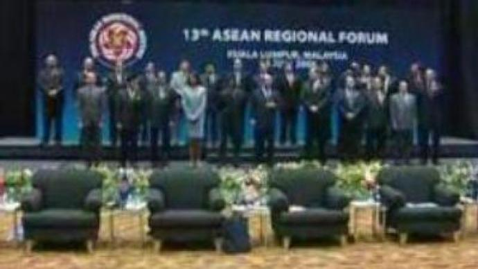 Asian nations assemble on global events