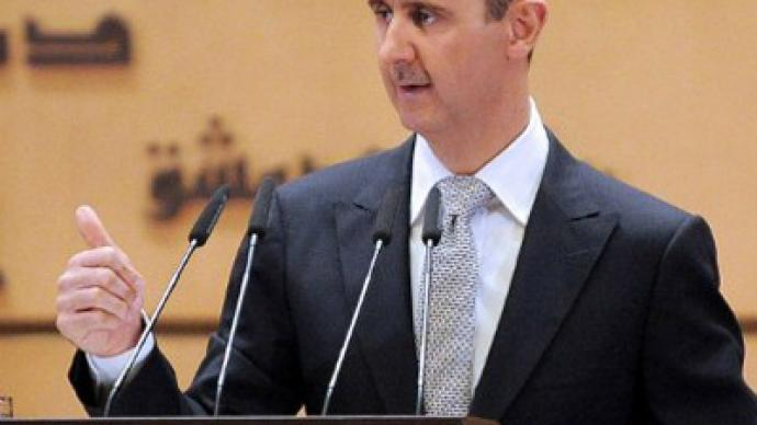 US intelligence: Assad firmly in charge in Syria