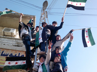 SNC 'halfway to recognition' by Friends of Syria