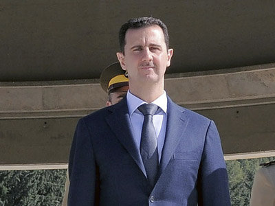 Israel may use military force 'to secure' Syria's alleged chemical arsenal