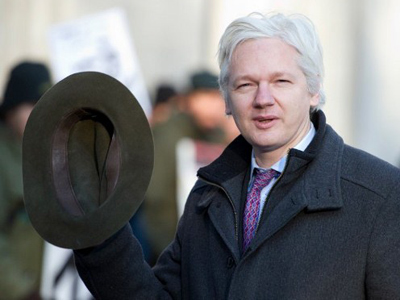 US 'Assange hunt' chokes air for whistleblowers