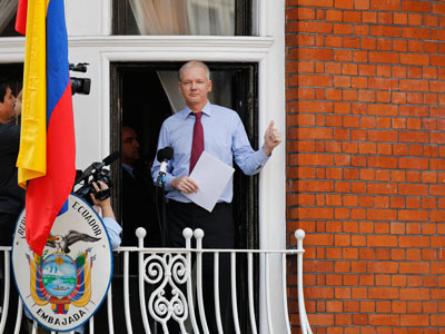 Assange cash backers ordered to pay £93K