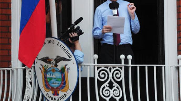 Christmas address: Assange to outline battle plan for 2013