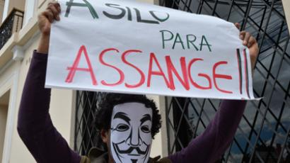 Sweden denies Ecuadorian request to interview Assange in UK
