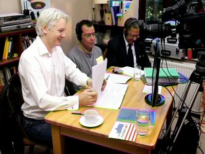 Assange Episode 6: Ecuador's fight against its media vultures