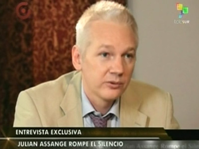 'Assange embassy row distracting from whistleblower cause'