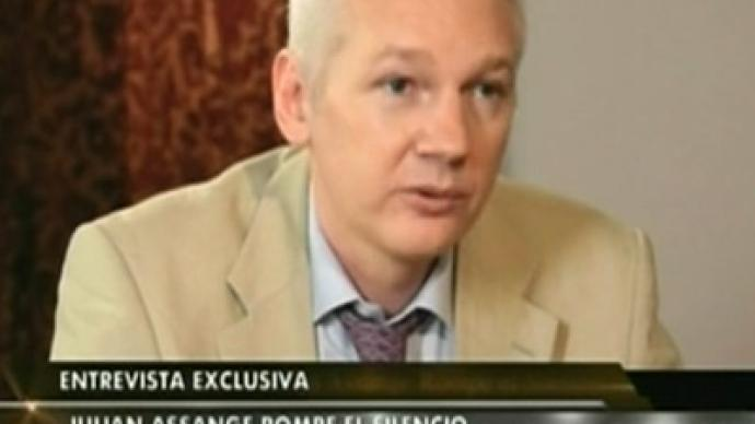 Assange blasts 'perverse transnational totalitarianism' – interview