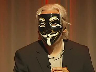 'Leak it all!' Anonymous calls for Fight Club-style 'Project Mayhem-2012'