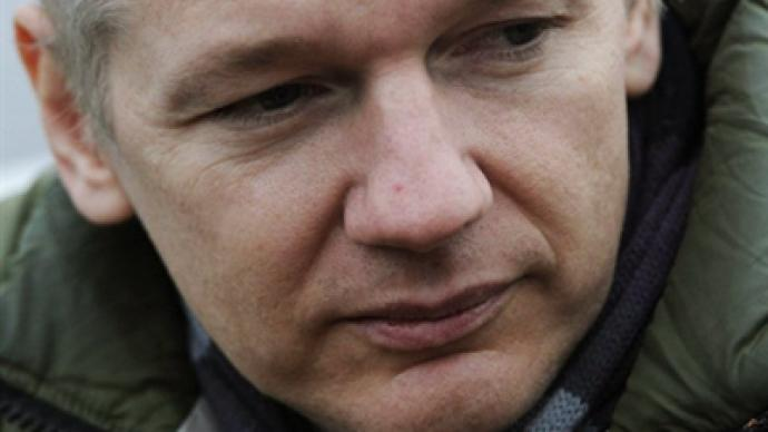 Political witch-hunt behind sexual assault charges - claims Assange