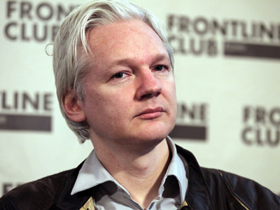 Assange wants guarantee he won't be sent to the US