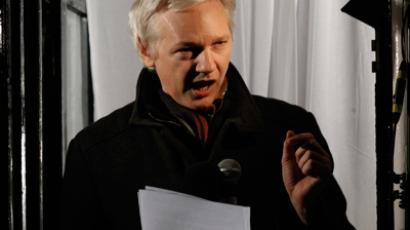 Confirmed: Assange will run for Australian Senate in 2013