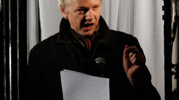 Assange calls WikiLeaks film 'propaganda attack'