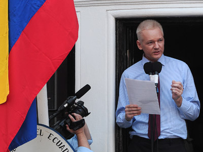 Sweden: If Assange faces death row in US we won't extradite him