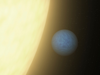 Astronomers find diamond planet twice the size of Earth
