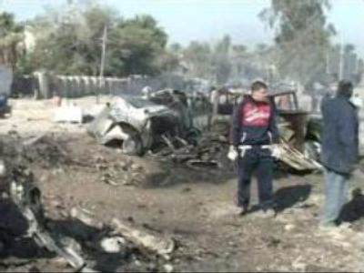 At least 29 killed in Baghdad